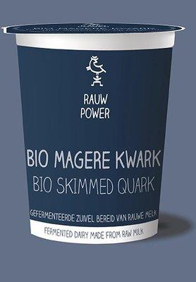 rauw power - magere kwark - 500 ml