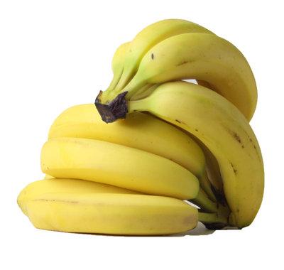 biologische bananen - 500 gram