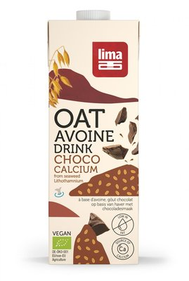 haverdrink choco (oat drink choco) - 1 liter