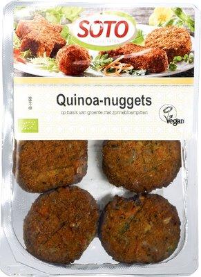 vegan quinoa-nuggets - 195 gram
