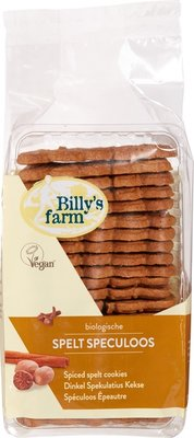 vegan spelt speculoos - 175 gram