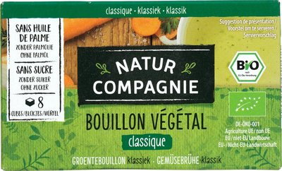 bouillonblokjes groente - 8 blokjes