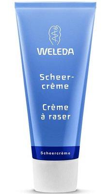 scheercreme - weleda - 75 ml