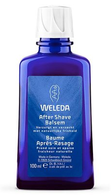 aftershave balsem - weleda - 100 ml