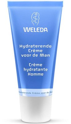 hydraterende creme voor de man - weleda - 30 ml