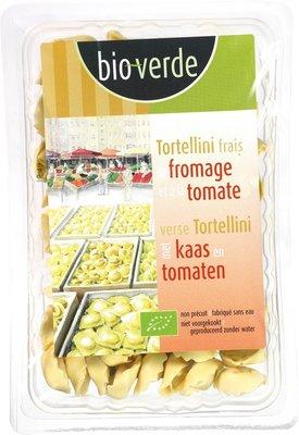 verse tortellini met kaas en tomaat - 250 gram
