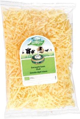 kaas geraspt oud - 150 gram