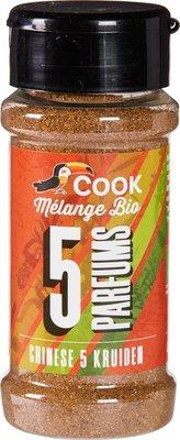 chinese 5 kruiden - 35 gram