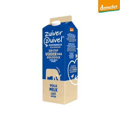 melk volle demeter - 1 Liter