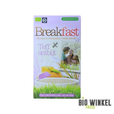 breakfast teff ontbijt - 300 gram