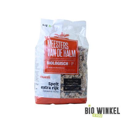 muesli spelt extra rijk - 575 gram