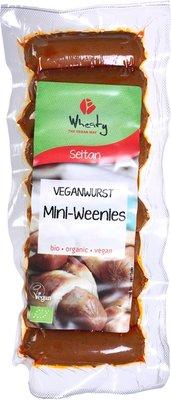 vegan mini weenies - 200 gram