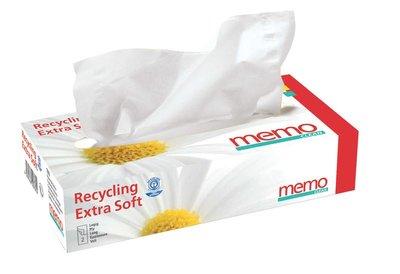 tissues 2-laags extra zacht - 100 stuks