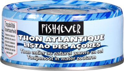tonijnmoot in water zoutarm - 160 gram