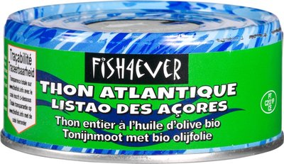 tonijnmoot met olijfolie - 160 gram