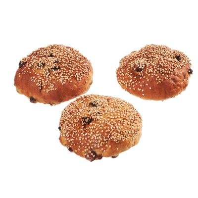 rozijnen-notenbolletjes - 5 stuks