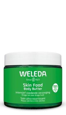 skin food boddy butter - weleda - 150 ml