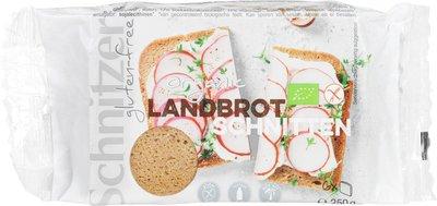 boerenbrood (landbrot) glutenvrij - 250 gram