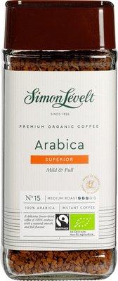 oploskoffie arabica - 100 gram