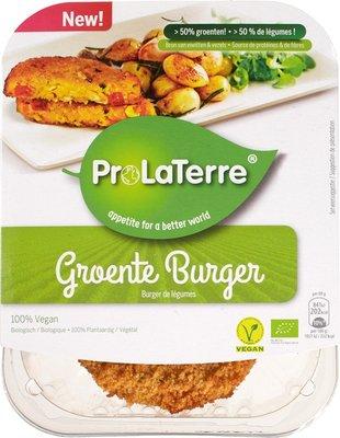 groente burger - 160 gram