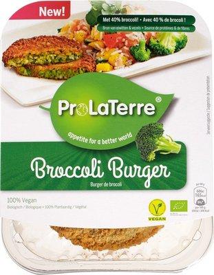 broccoli burger - 160 gram