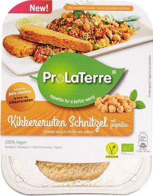 kikkererwten schnitzel - 170 gram