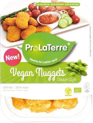 vegan nuggets - 160 gram