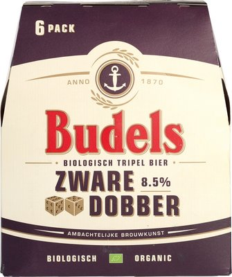 bier - zware dobber - budels - 6-pack