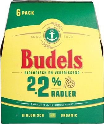 bier - radler - budels - 6-pack