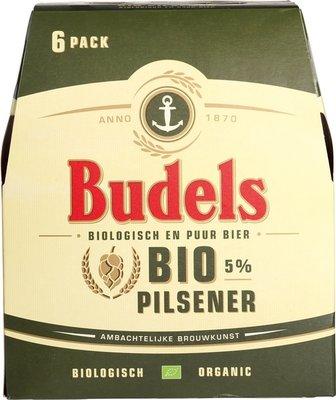 bier - pilsener - budels - 6-pack