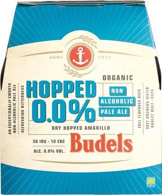 bier - 0,0% hopped - budels - 6-pack