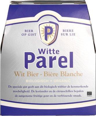 bier - witte parel - budels - 6-pack