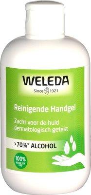 reinigende handgel - weleda - 250 ml