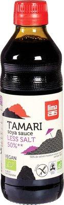 tamari 50% minder zout - 250 ml
