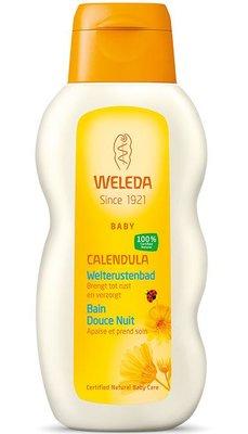 baby calendula welterustenbad - weleda - 200 ml