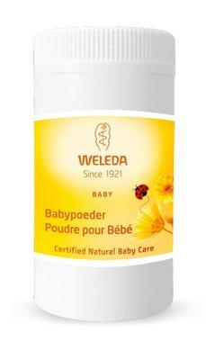 babypoeder - weleda - 20 gram