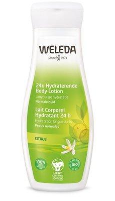 citrus hydraterende body lotion - weleda - 200 ml