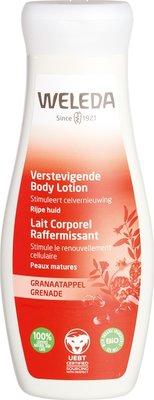 granaatappel verstevigende body lotion - weleda - 200 ml