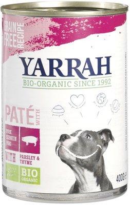 hondenvoer - pate varken - 400 gram