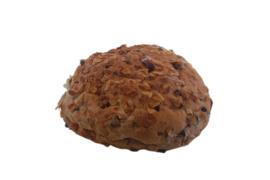 bio rozijnen-notenbol - 600 gram