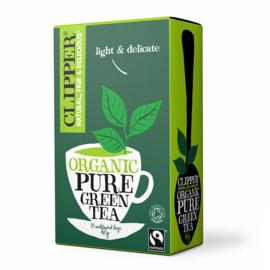 clipper green tea - 20 builtjes