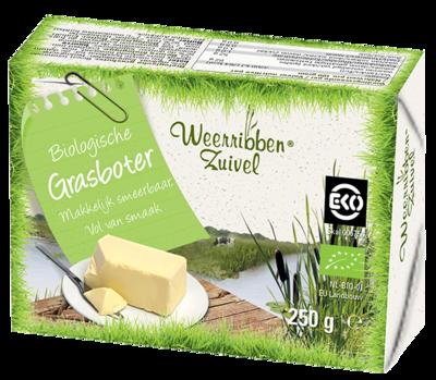 grasboter - 250 gram