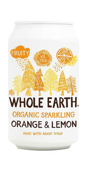 Sparkling Orange & Lemon - 330 ml