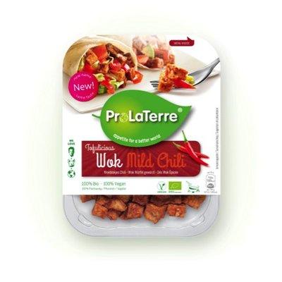 tofu wokblokjes mild chili - 180 gram
