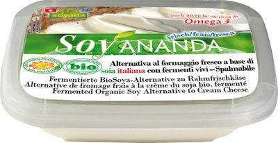 vegan roomkaas naturel - 140 gram