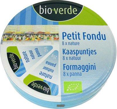 kaaspuntjes naturel bioverde - 200 gram