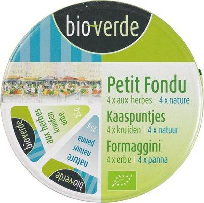 kaaspuntjes kruiden-naturel - bioverde - 200 gram