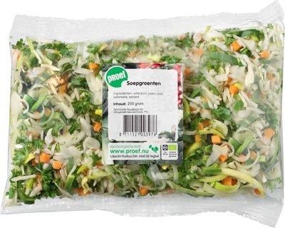 Soepgroenten - 250 gram