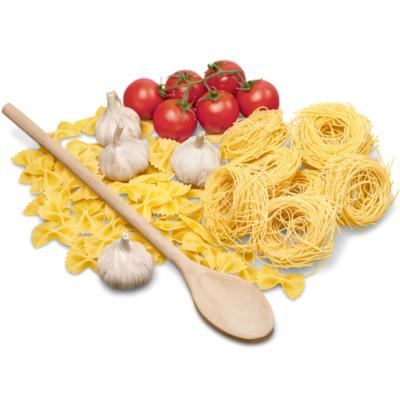 snelle spaghetti met tomatensaus - 3 personen