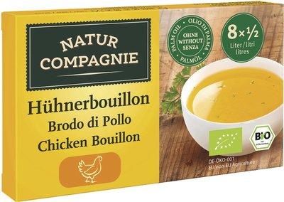 Bouillonblokjes kip - 8 blokjes